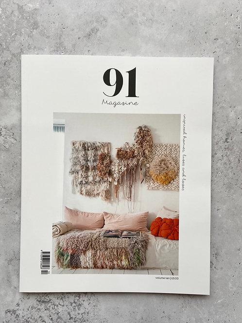 91 Magazine Volume 10