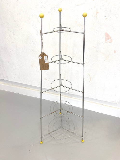 Atomic c.1950's Pan/Plant Stand