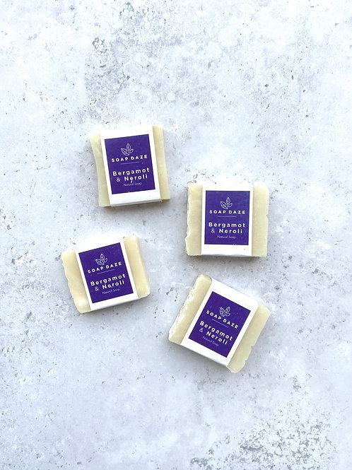 Soap Daze Bergamot & Neroli Mini Soap