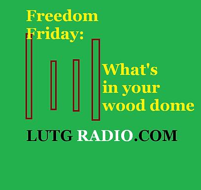 Freedom Friday 3 - LUTG RADIO Show with Kathy Brocks
