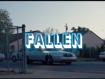Fallen? Get back up!