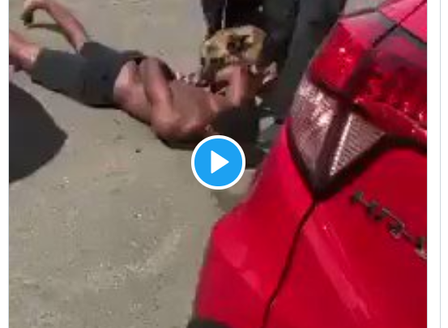 Police incident
