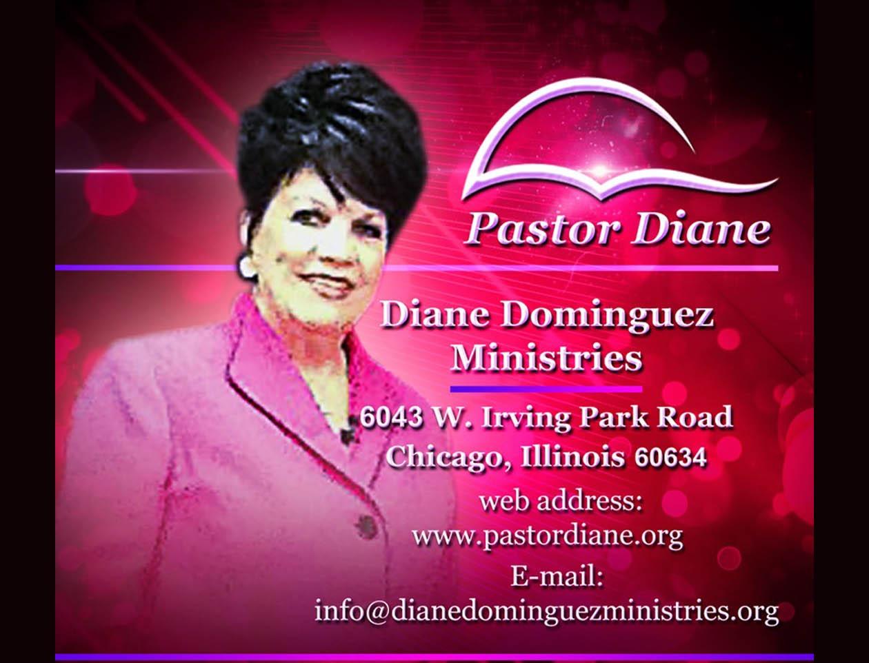 Pastor Diane Dominguez