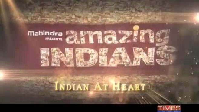 Beitrag über Wilma und Udo im indischen TV (The Times of India TV / November 2013)