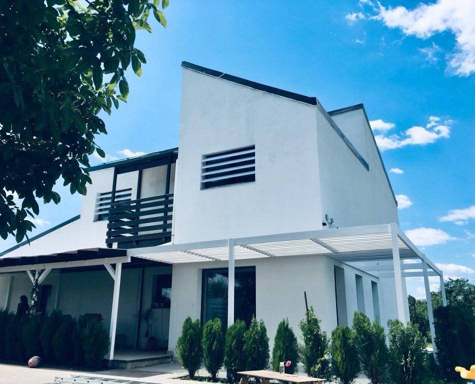 Casa eco-pasivă din Chitila