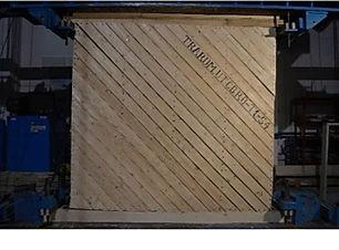 Structură modulară TRAROM din lemn de contrucție, rezistentă și ecologcă