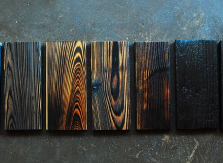 SHOU SUGI BAN: A NATURAL MATERIAL THAT STANDS THE TEST OF TIME