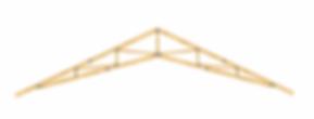 Ferme prefabricate tip foarfeca MIRADEX