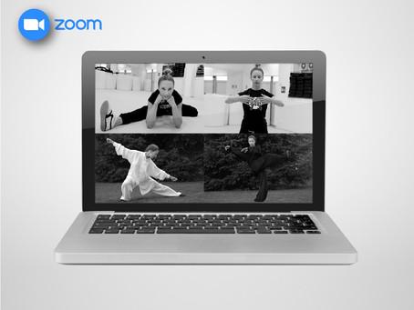 Treniraj on-line preko Zoom-a / Train on-line via Zoom