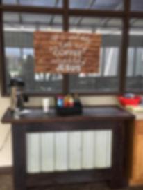 Wesley Foundation Coffee Bar