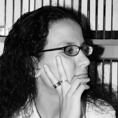 יסמין מקס ששון / יוצרת וחוקרת קולנוע וטלוויזיה