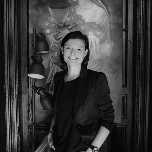 Danielle Shvalboym / Scriptwriter & Director