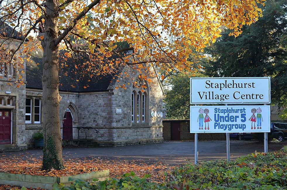 Welcome to Staplehurst Under 5 playgroup