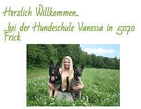Vanessa,Hundeschule Vanessa,Frick,Hundeschule,