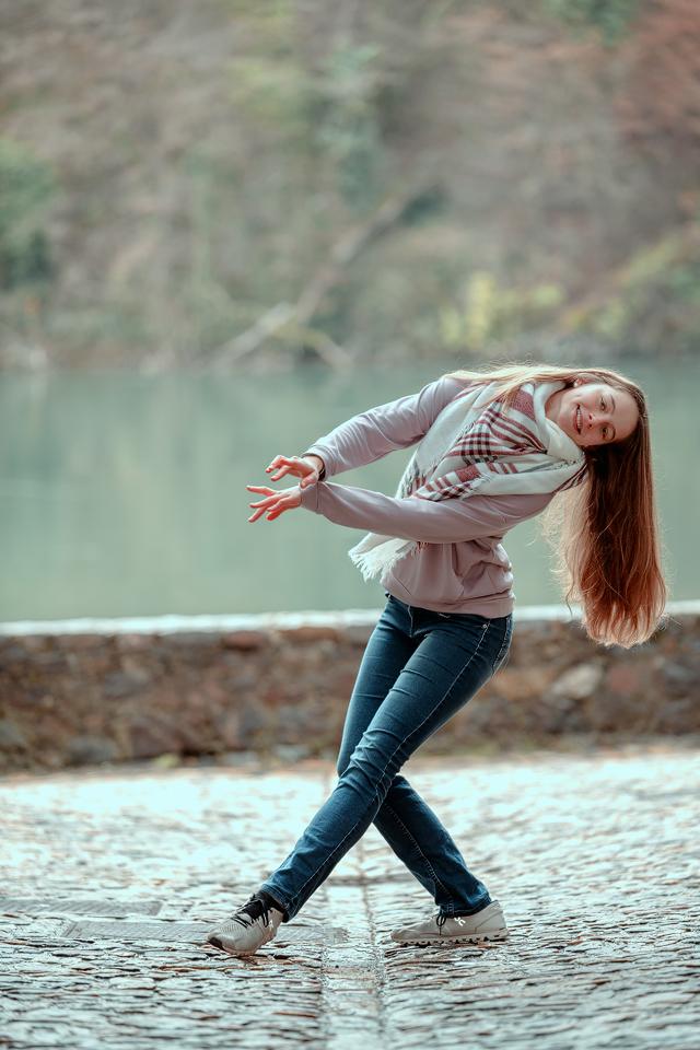 Freie Figur von Lia Hossli
