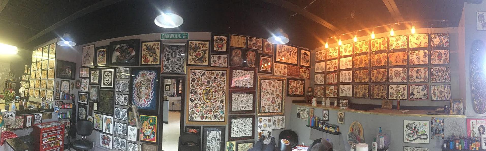Artists oakwood tattoo decatur for Oakwood tattoo decatur il