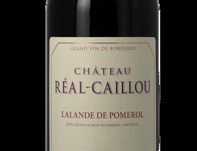 Lalande-de-Pomerol/Château real caillou/2016