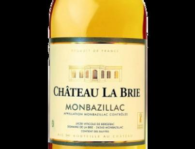 Monbazillac Prestige/ château de La Brie/ 2014