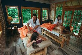 SPA masaje pareja couple