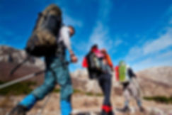 Hiking Caminatas Mountains