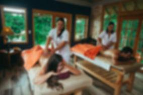 Spa masajes relajantes