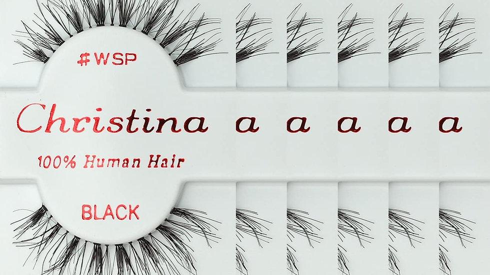 CHRISTINA EYELASHES #WSP