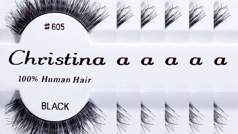 CHRISTINA EYELASHES #605