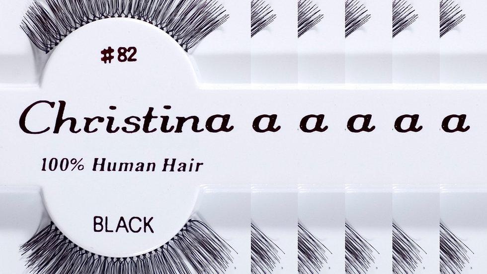 CHRISTINA EYELASHES #82