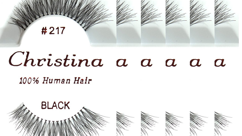 CHRISTINA EYELASHES #217