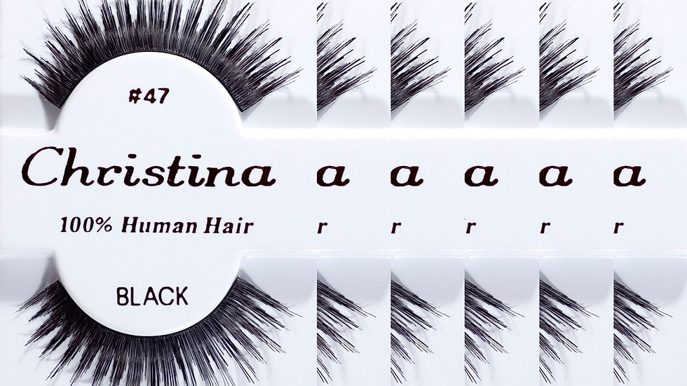 CHRISTINA EYELASHES #47