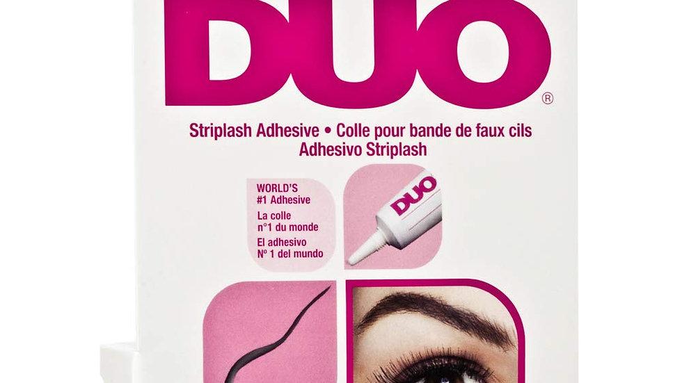DUO Strip EyeLash Adhesive for Strip Lashes, Dark Tone, 0.25 oz