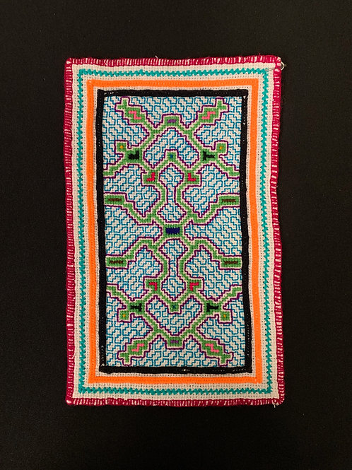 small Shipibo tapestry