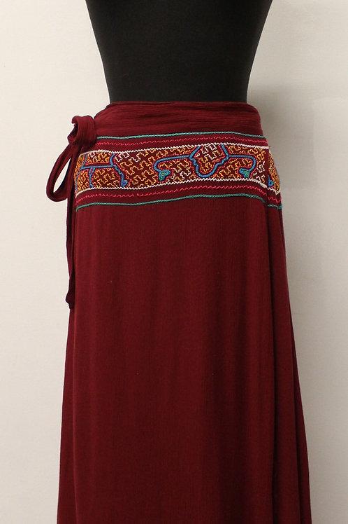 Wrapped in Prayer Ikaro skirt
