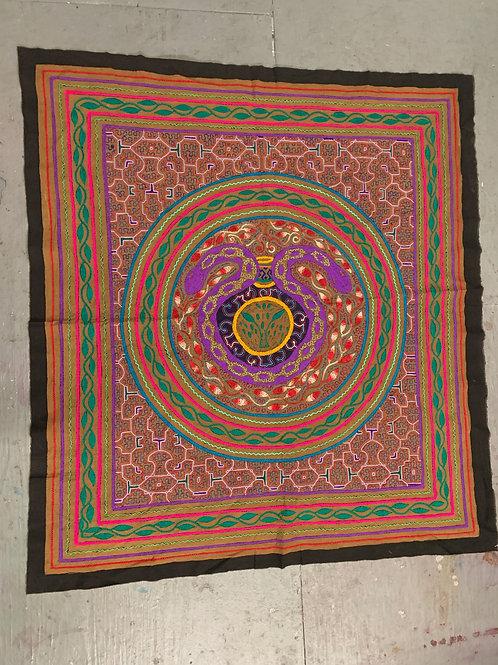 Shipibo Tapestry - wall size