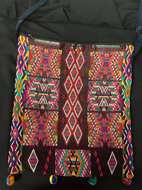 Handwoven Bag from Mexico