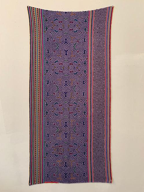 Shipibo Tapestry- traditional skirt