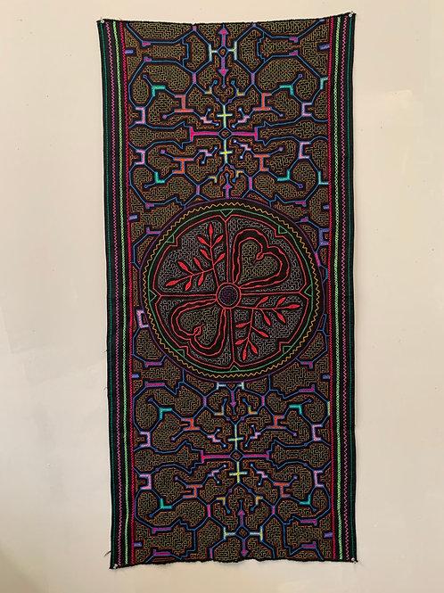 Rare design Shipibo Tapestry