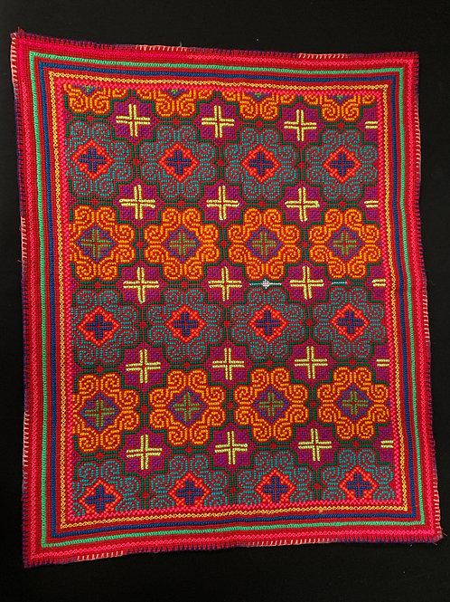 Shipibo Tapestry - rare design