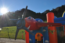 Hüpfburg Wallis
