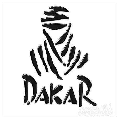 Adesivo Emblema Paris Dakar
