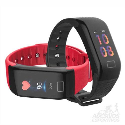 Smartband F1 Plus - Pulseira Fitness Inteligente
