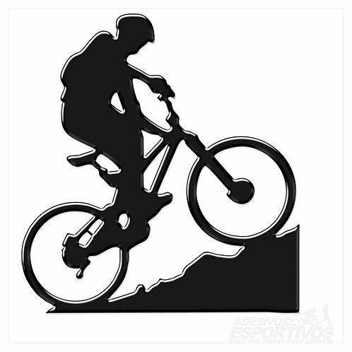 Adesivo Emblema Bike MTB Trilha
