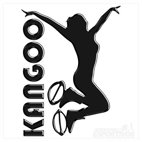 Adesivo Emblema Kangoo Jumps Mod02