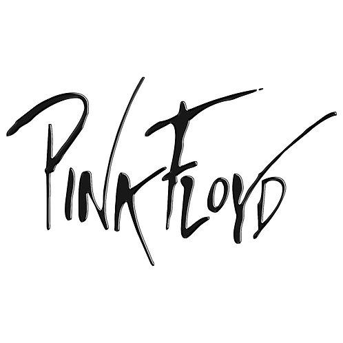 Adesivo Emblema Pink Floyd - Linha Heavy Metal Rock