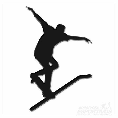 cópia de Adesivo Emblema Skate Nose Bluntslide