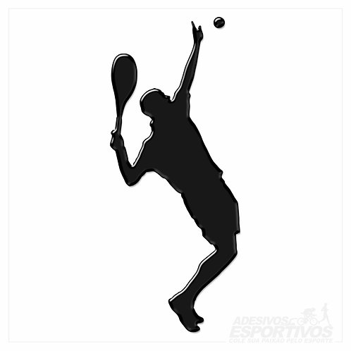 Adesivo Emblema Tênis - Masculino