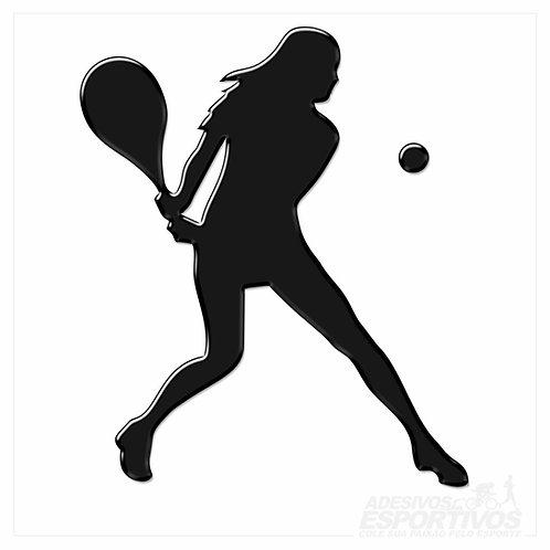 Adesivo Emblema Tênis - Feminino