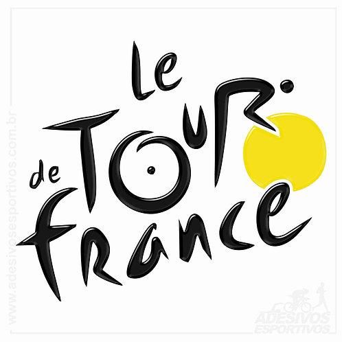 Adesivo Emblema Le Tour de France