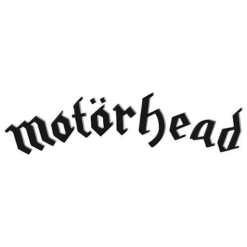 Adesivo Emblema Motor Head - Linha Heavy Metal Rock