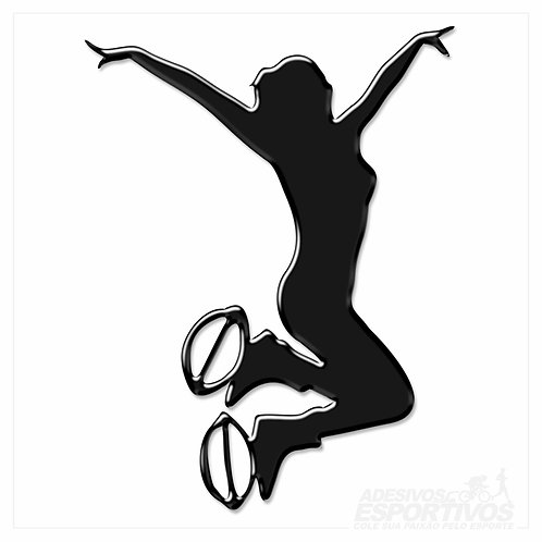 Adesivo Emblema Kangoo Jumps Mod01